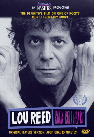 Lou Reed - Rock & Roll Heart DVD
