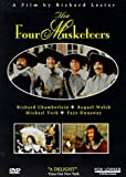 The Four Musketeers - movie DVD cover picture