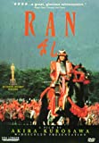 Ran - movie DVD cover picture