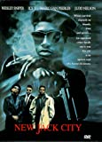 New Jack City - movie DVD cover picture