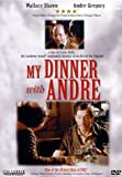 My Dinner with Andre - movie DVD cover picture