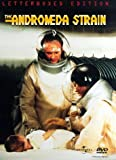 The Andromeda Strain - movie DVD cover picture