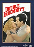 Double Indemnity - movie DVD cover picture