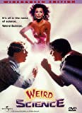 Weird Science - movie DVD cover picture