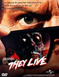 They Live - movie DVD cover picture