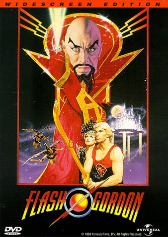 Flash Gordon / Флэш Гордон (1980)