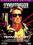 The Terminator - movie DVD cover picture