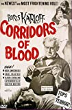Corridors of Blood - movie DVD cover picture