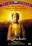 Kundun - movie DVD cover picture