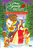 Beauty and the Beast - The Enchanted Christmas - movie DVD cover picture