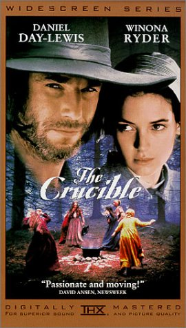 the crucible movie and play differences Type your responses in a different color 1) the producers of the movie, unlike  the play, decided to show you the girls and tituba dancing in the forest why  might.