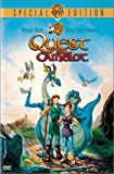 Quest For Camelot - movie DVD cover picture