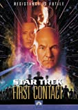 Star Trek - First Contact - movie DVD cover picture