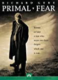 Primal Fear - movie DVD cover picture