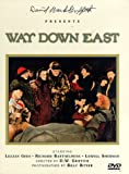 Way Down East - movie DVD cover picture