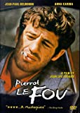 Pierrot Le Fou - movie DVD cover picture