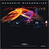 Mannheim Steamroller - Christmas Live - movie DVD cover picture