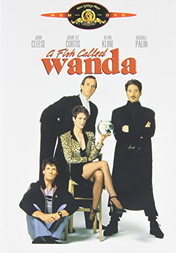 A Fish Called Wanda DVD Cover