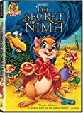The Secret of NIMH - movie DVD cover picture