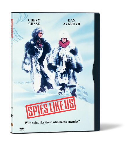 Spies Like Us / Шпионы как мы (1985)