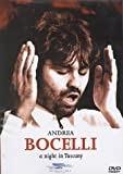 Andrea Bocelli - A Night in Tuscany - movie DVD cover picture