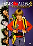 Home Alone 3 - movie DVD cover picture
