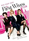 The First Wives Club - movie DVD cover picture