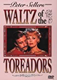 Waltz of the Toreadors - movie DVD cover picture