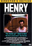 Henry: Portrait of a Serial Killer - movie DVD cover picture