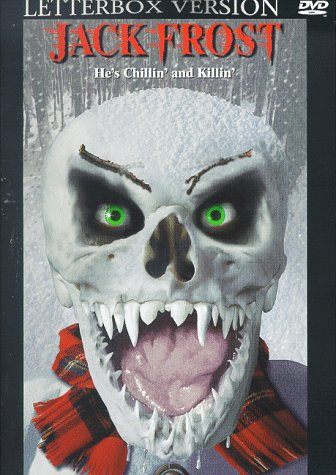 IMDB quote: 'I don't understand the people who didn't like this movie - it seems like they were expecting a serious (?!?!?) treatment! C'mon, how the hell can you take the premise of a killer snowman seriously?'