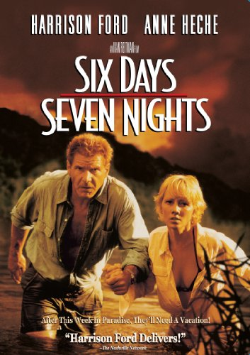 Six Days Seven Nights / 6 дней 7 ночей (1998)