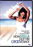 How Stella Got Her Groove Back - movie DVD cover picture