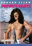 Private Parts dvd cover