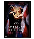 The American President - movie DVD cover picture