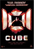 Cube - movie DVD cover picture