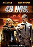 48 HRS - movie DVD cover picture