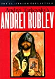 Andrei Rublev - Criterion Collection - movie DVD cover picture