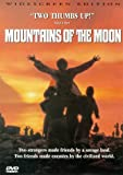 Mountains of the Moon - movie DVD cover picture