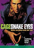 Snake Eyes - movie DVD cover picture