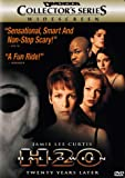 Halloween H20 - Twenty Years Later (Dimension Collector's Series) - movie DVD cover picture