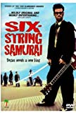 Six-String Samurai - movie DVD cover picture