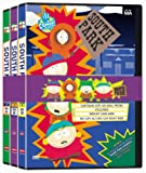 South Park DVD vol. 1-3