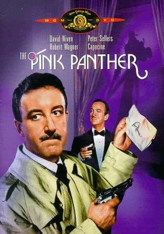 Pink Panther, The / Розовая Пантера (1963)