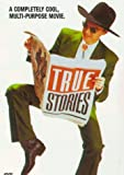 True Stories - movie DVD cover picture