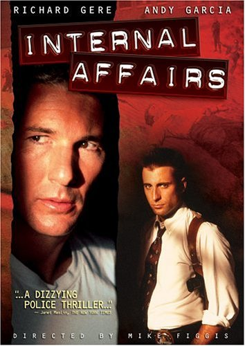 Internal Affairs movies in Canada