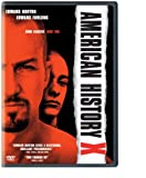 American History X - movie DVD cover picture