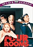 Four Rooms - movie DVD cover picture