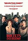 Bullets Over Broadway - movie DVD cover picture