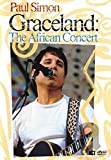 Paul Simon - Graceland (The African Concert) - movie DVD cover picture