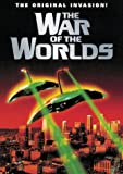 The War of the Worlds - movie DVD cover picture